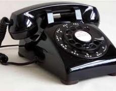Don't Call Me; I'll Call You!