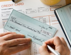 CHECKING Your CHECKING ACCOUNT (credit cards, too)