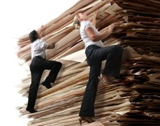 Paper Piling Up? Conquering the Paper Montster