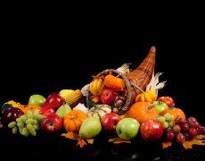 Organizing & Gratitude at Thanksgiving